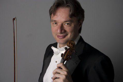 Sergei Galperin, Violinist
